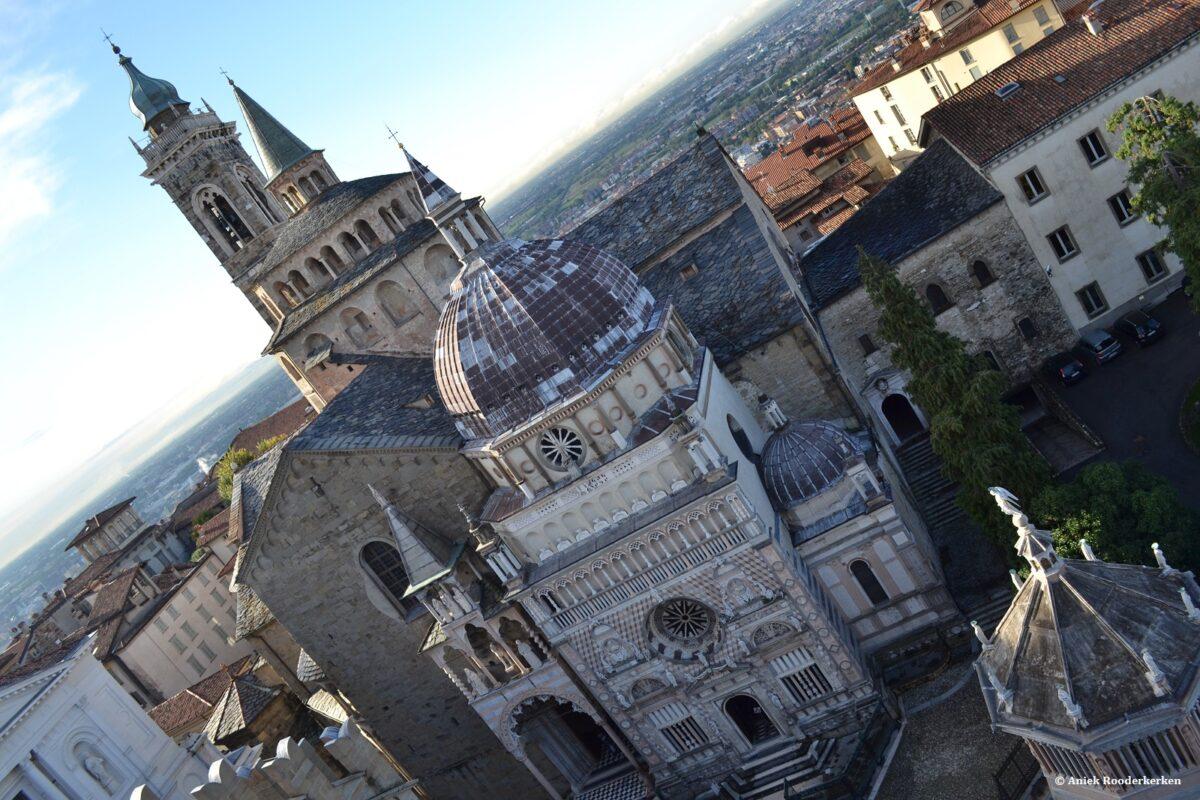 Een stedentrip Bergamo: originele stedentrips in Italië