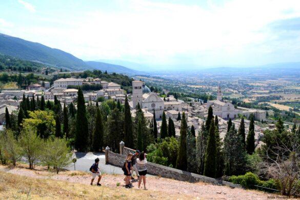 Tips voor een stedentrip Assisi