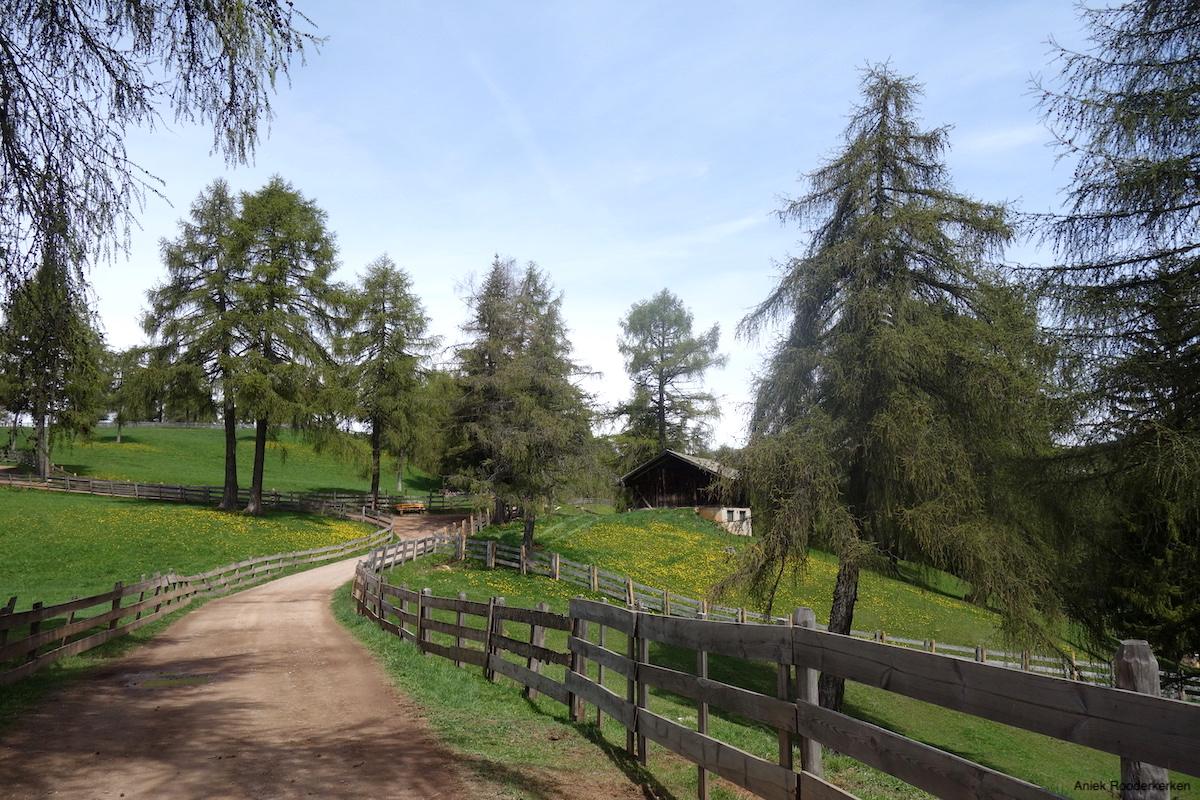 Zuid-Tirol in Italië
