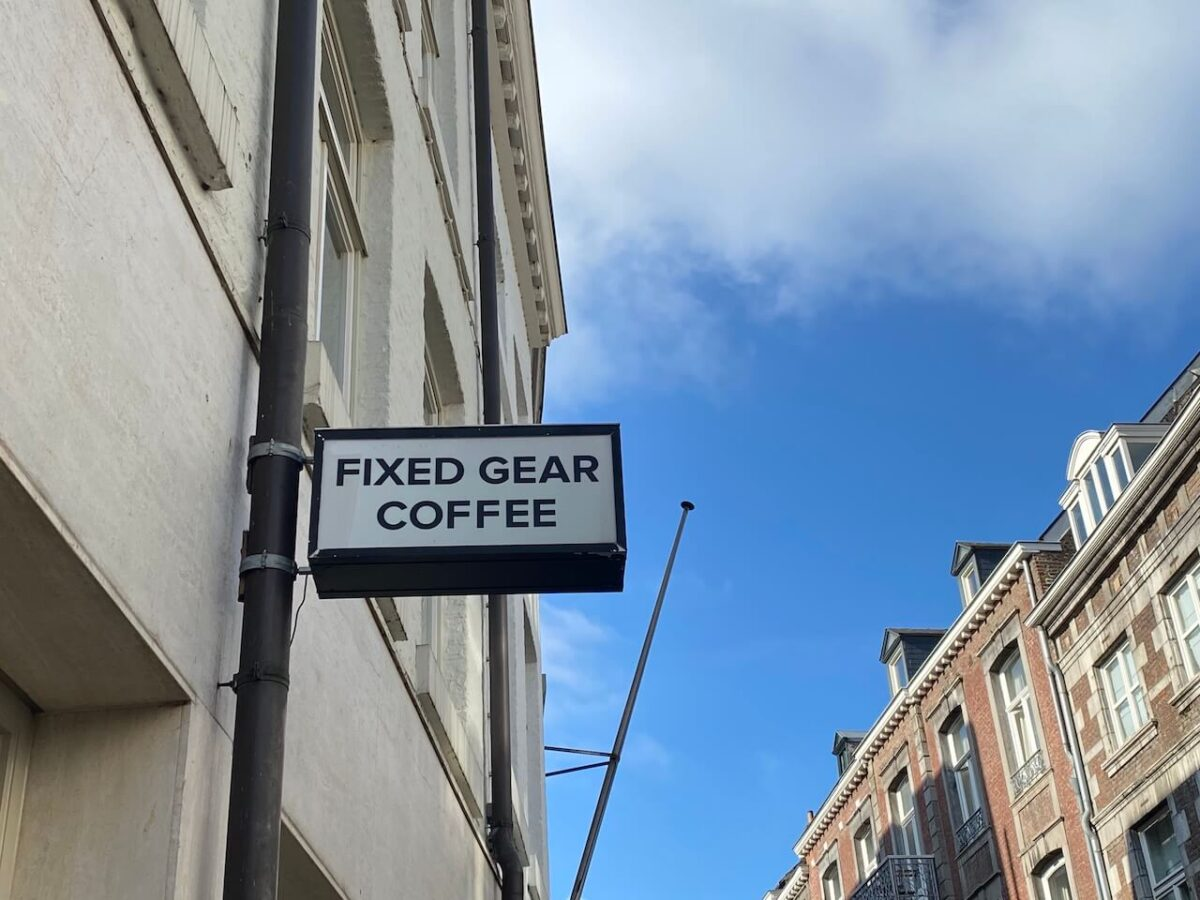 Fixed Gear Coffee Maastricht